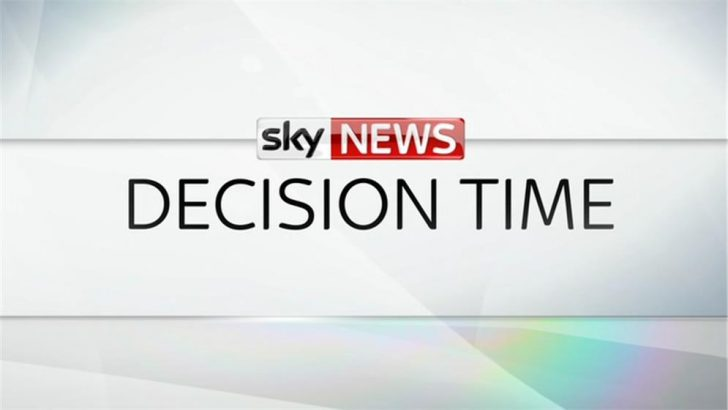 Sky News General Election 2015 Images (1)