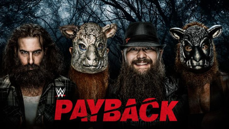 WWE Payback 2016 – Live on Sky Sports Box Office TV, Live Streaming on WWE Network