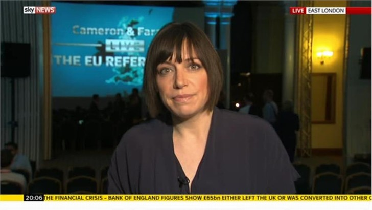 Sky News reveal Political Correspondent changes for 2018